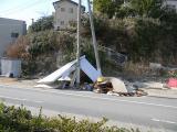 2011/3/24 河原子海岸付近