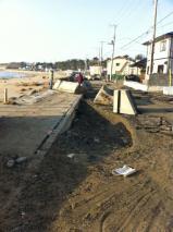 2011/3/13 河原子海岸付近 2011/5/6掲載