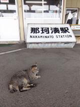 2011/4/22 那珂湊駅2 2011/5/6掲載