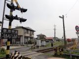 2011/4/22 那珂湊駅付近 2011/5/6掲載