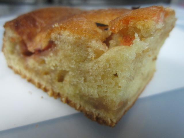 苺のパウンドケーキ