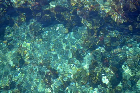水深4m シュノーケルに最適 子供用プールがついています