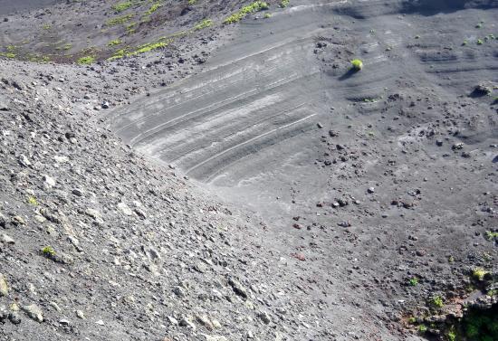 タフコーン サージ堆積層