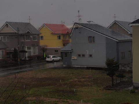 大雨(2010.04.29)