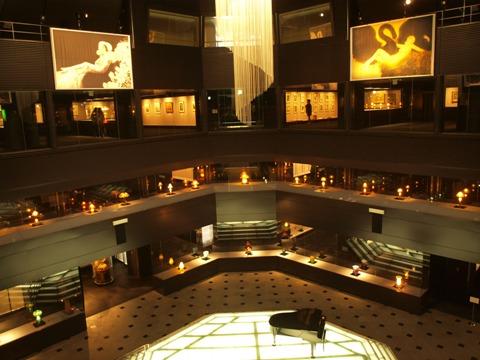 石狩美術館アトリウム(2010.05.03)
