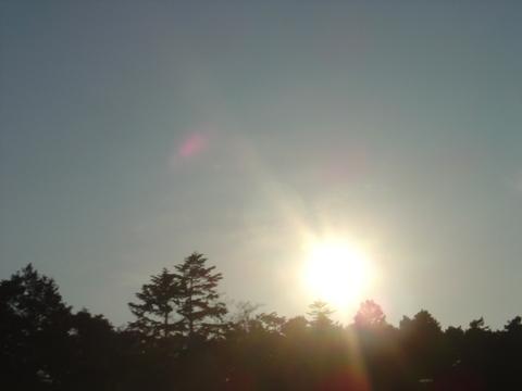 夕陽(2010.06.07)
