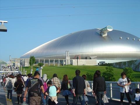 今日の札幌ドーム(2010.06.12)