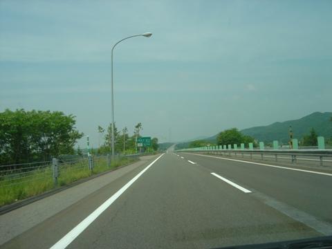 空っぽ高速道路(2010.06.19)