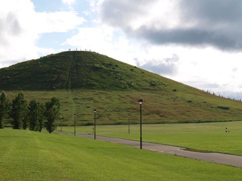 モエレ山です(2010.07.24)
