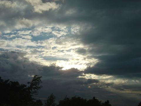 不思議な空(2010.07.27)
