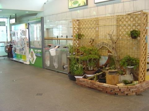 きれいな駅です(2010.08.06)