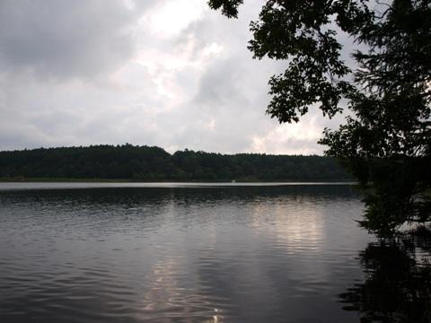 女神湖とその周辺01(2010.08.06)