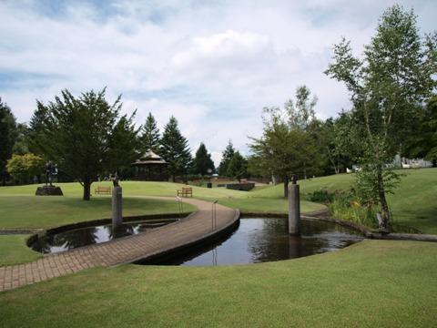 彫刻公園全景(2010.08.07)