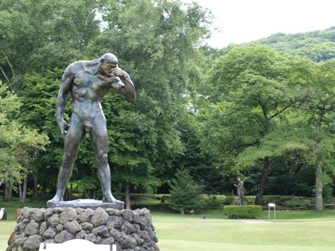 彫刻公園(2010.08.07)