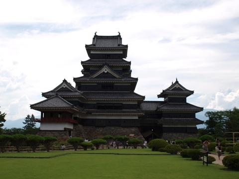 松本城(2010.08.07)