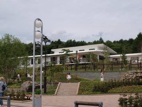 清里駅(2010.08.08)