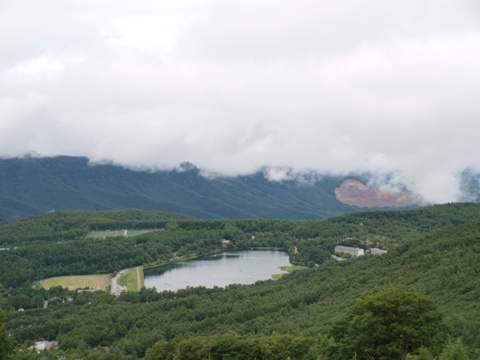 雲が近い(2010.08.09)