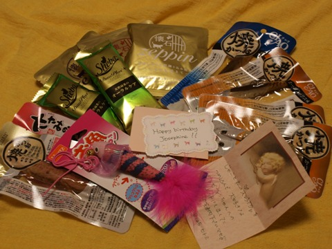 ヒトミさん、ありがとうございます♪01(2010.08.27)