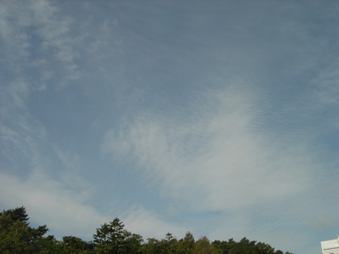 秋の空(2010.09.10)
