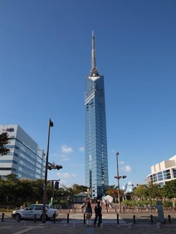 福岡タワー(2010.10.10)