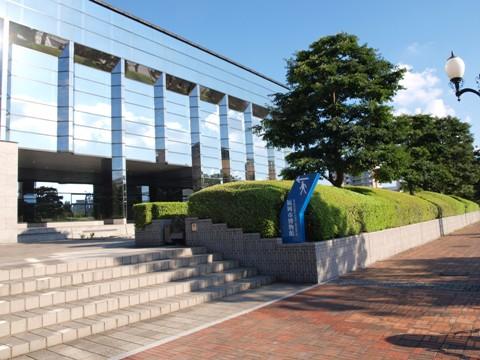 福岡市博物館(2010.10.10)