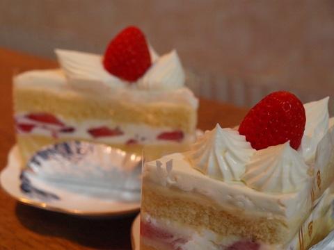 あかねのショートケーキ(2010.11.03)