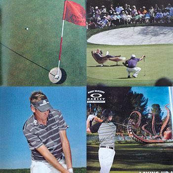 Golf Digest の記事から