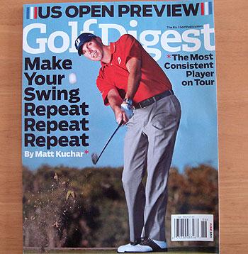 Golf Digest 最新号