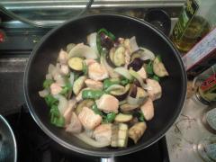 ケチャップ煮2
