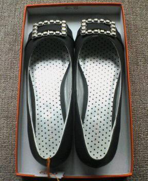 靴のチヨダ パンプス