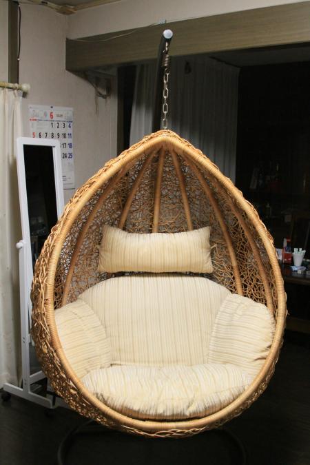 エマニエル夫人の椅子