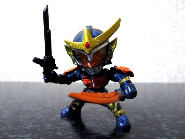 ガシャポンライダーアドバンス 仮面ライダー鎧武