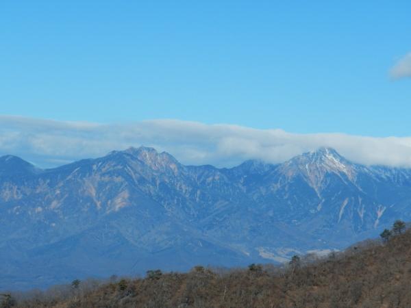 八ヶ岳連峰 046