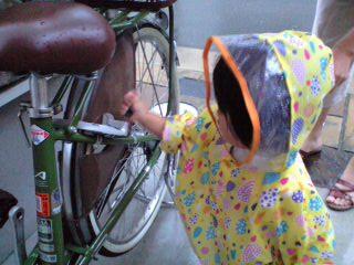 自転車鍵2