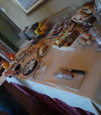 「2011-イタリア」④朝食1