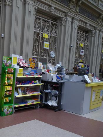 「2011-イタリア」⑤パルマ郵便局