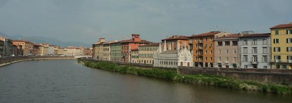 「2011-イタリア」⑤ピザサンタマリアデッラ・スピーナ
