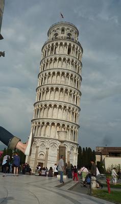 「2011-イタリア」⑤ピザキック