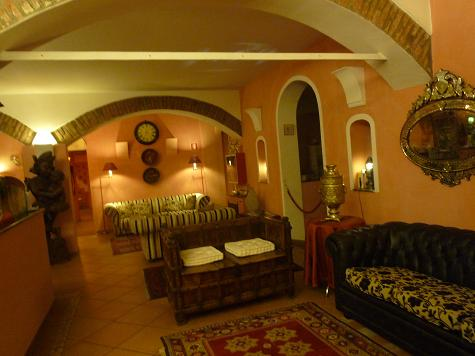 「2011-イタリア」⑤ボローニャホテル