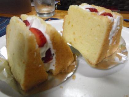 今日のデザート(1)