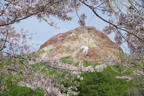洞爺湖・昭和新山