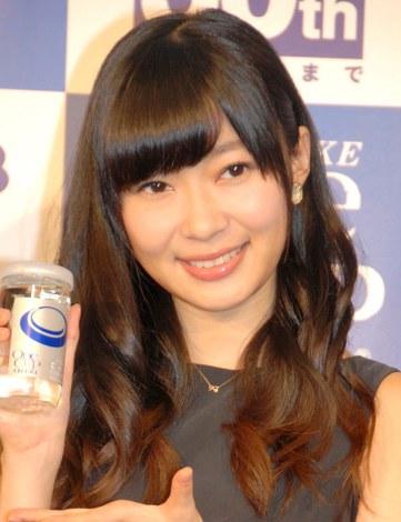 指原莉乃(21) ワンカップ大関CM出演 イベントでアルコール要求