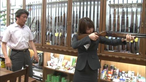 AKB永尾まりや(20) 散弾銃の免許を取得 35万円のライフル購入 ガチすぎると話題にwww