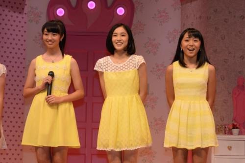 「スマイレージ」新メンバー決定! 相川茉穂、佐々木莉佳子、室田瑞希の加入で9人体制に・・・新グループ名一般公募も開始