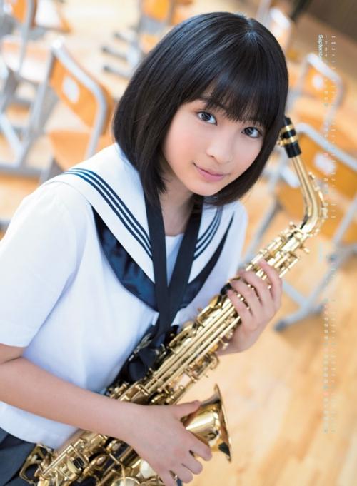 業界大注目の美少女・広瀬すず(16)、「二階堂ふみさんみたいな女優になりたい」