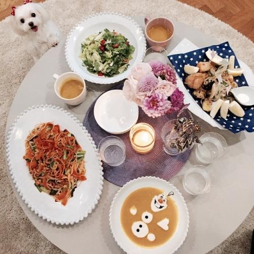 篠田麻里子(28) アナ雪のキャラ手料理を披露 「すごい」「器用すぎ」絶賛の声が殺到 「so cool!」海外からも反響