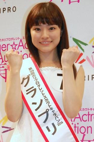 深田恭子ら輩出ホリプロTSC、福島出身20歳生田若菜さんが頂点に CD&女優デビュー決定