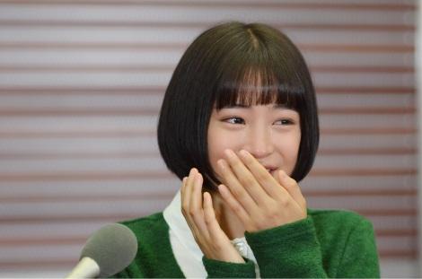 広瀬すず(16)が連ドラ初主演、サプライズで告げられ涙…来年1月スタートの日本テレビ系「学校のカイダン(仮)」