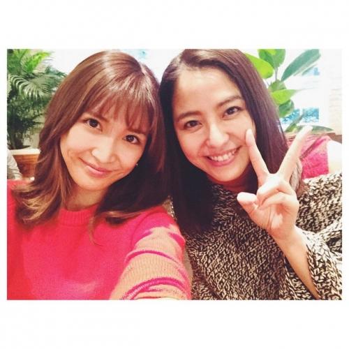 長澤まさみと紗栄子、「ドラゴン桜」コンビがツーショット披露 「可愛すぎる!」など絶賛の声