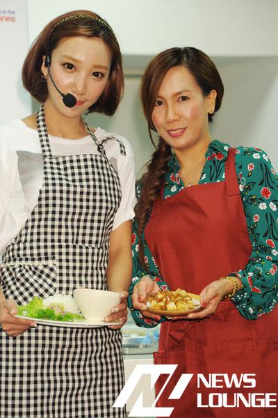 ざわちん、母親と一緒にフィリピン料理をPR「観光大使にしてください」
